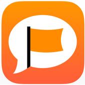 Anywhere Talk icon