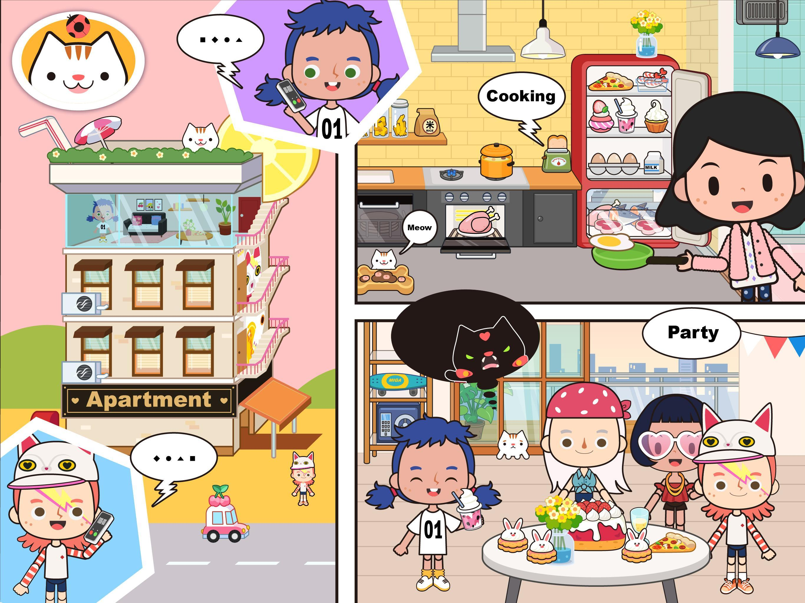 Miga Town for Android - APK Download