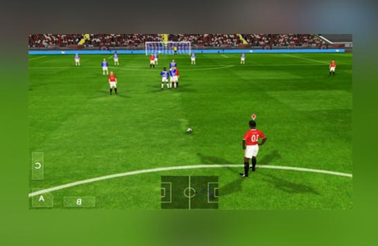 Trick Dream League Soccer screenshot 1