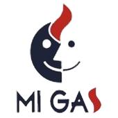Mi Gas App icon