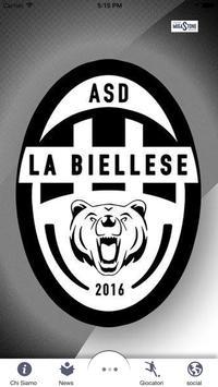 La Biellese poster