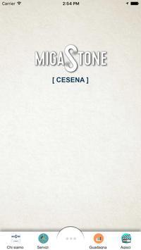 Migastone Cesena poster