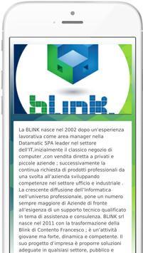 Blink srl apk screenshot