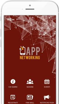 Networking APP poster