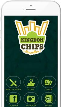 Kingdom Chips Albania poster