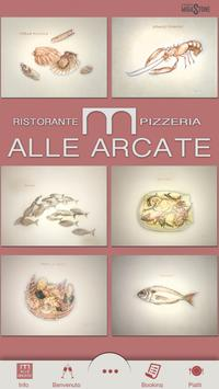 Alle Arcate poster