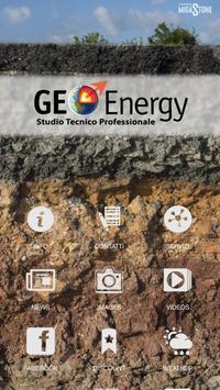 Studio Geo Energy poster
