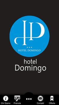 H Domingo poster