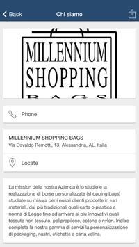 Millennium Bags screenshot 1