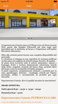 Cometa supermercato apk screenshot