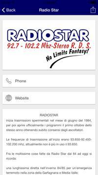 Radiostar App apk screenshot