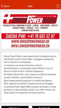 Swiss Power Wash poster