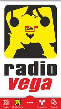Radio VEGA number one poster