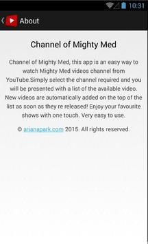 Channel of Mighty Med screenshot 5