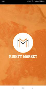 Mighty Market poster