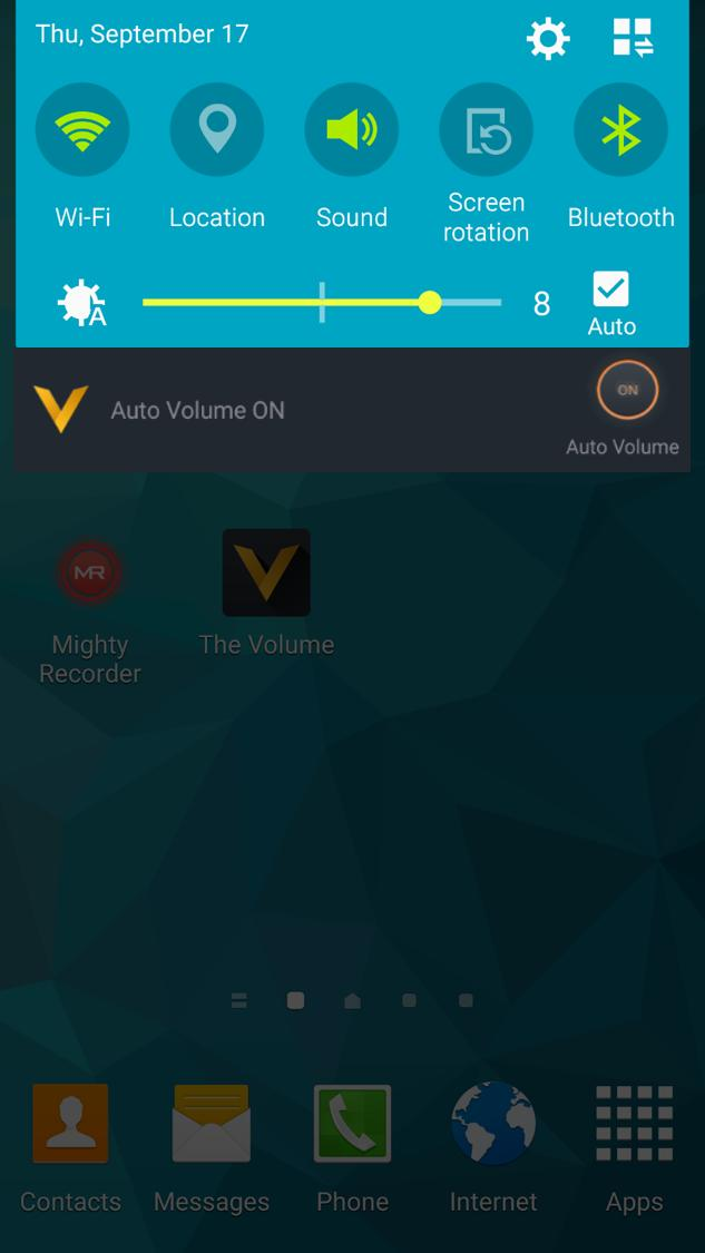 The Volume:Auto Volume Control for Android - APK Download