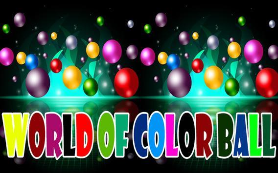 World Of Color Ball apk screenshot