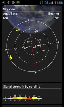 Migly GPS apk screenshot
