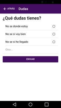 Evace App screenshot 3