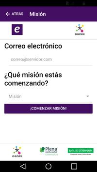 Evace App screenshot 1