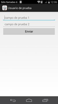 Auto-Registro apk screenshot