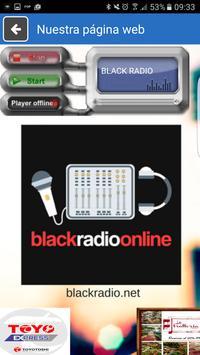 Black Radio Online apk screenshot