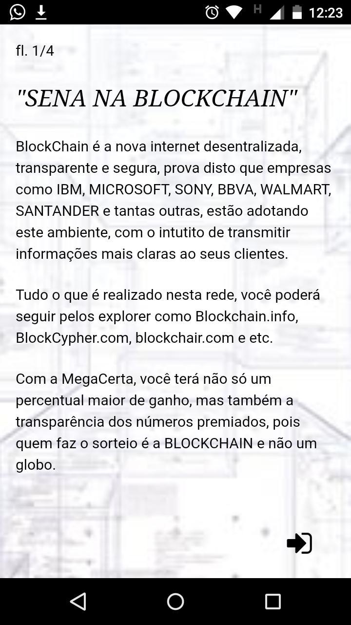 MegaCerta poster