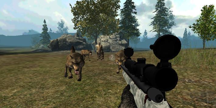 Wolf Hunter 2015 screenshot 6