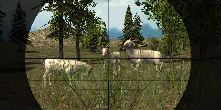 Wild Goat Hunter 2015 screenshot 3