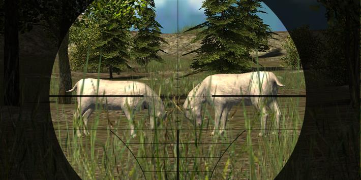 Wild Goat Hunter 2015 screenshot 1
