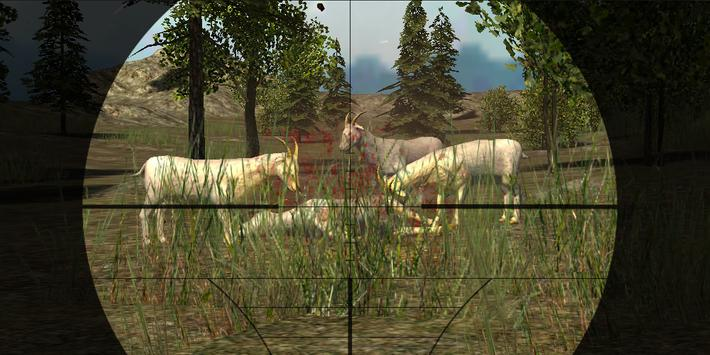 Wild Goat Hunter 2015 screenshot 6