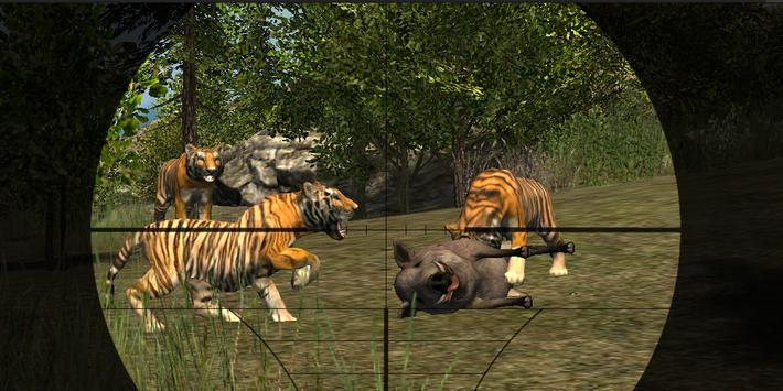 Wild Tiger Hunter 2015 Plakat