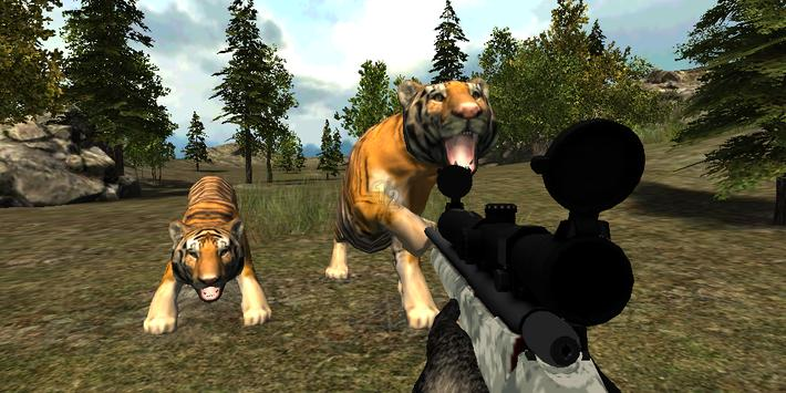Wild Tiger Hunter 2015 screenshot 1