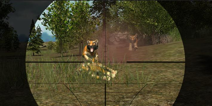 Wild Tiger Hunter 2015 screenshot 2