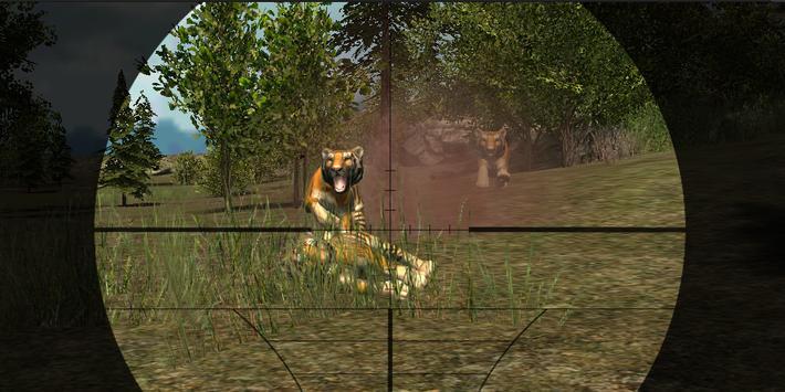 Wild Tiger Hunter 2015 Screenshot 2