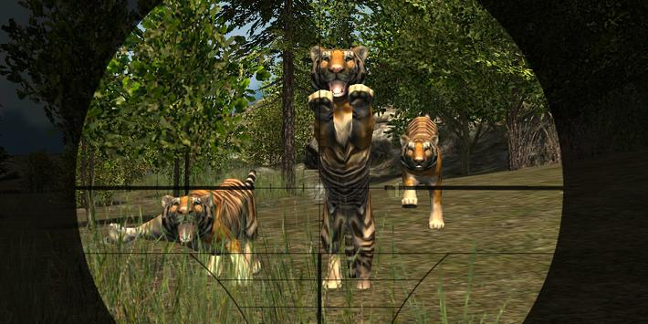 Wild Tiger Hunter 2015 screenshot 4