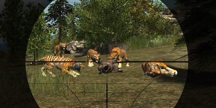 Wild Tiger Hunter 2015 screenshot 5