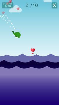 Green Whale Challenge screenshot 1