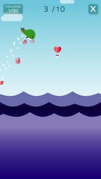 Green Whale Challenge apk screenshot