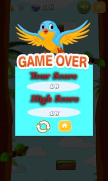 Happy Flying Bird screenshot 3