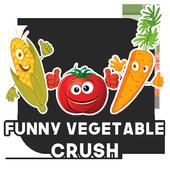 funny vegetable crush icon
