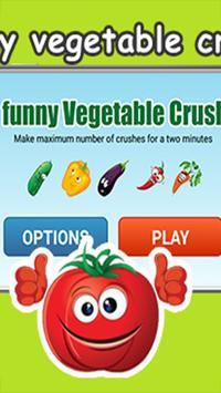 funny vegetable crush screenshot 4