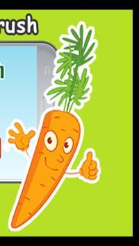 funny vegetable crush screenshot 5