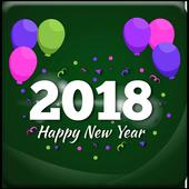 Meilleures Bonne Année Messages And SMS 2018 icon