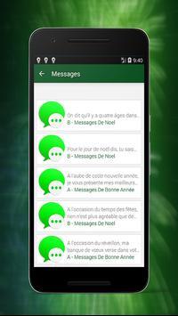 Meilleures Bonne Année Messages And SMS 2018 screenshot 2