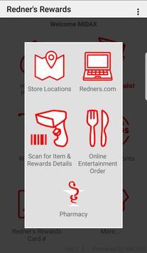 Redner's Rewards apk screenshot