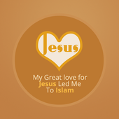 My Great Love for Jesus Led .. icon