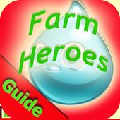 Guide For Farm Heroes Saga icon