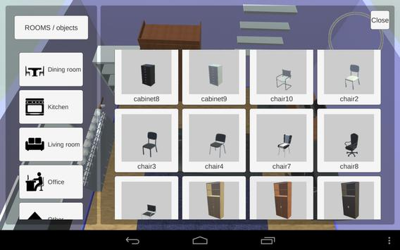 Room Creator screenshot 1