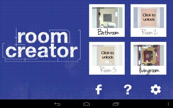 Room Creator Interior Design apk screenshot
